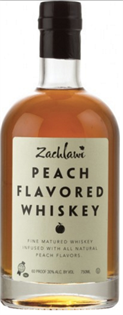 Zachlawi Whiskey Peach 750ml